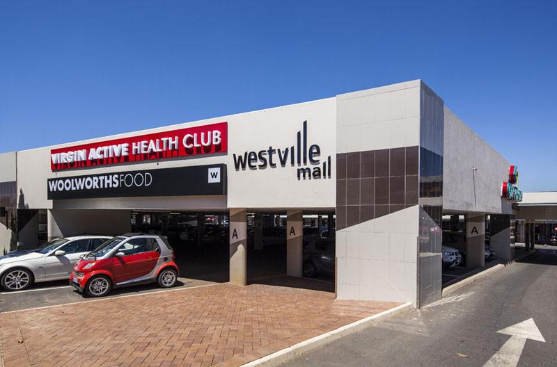 Carpark Construction - Westville Mall Parking | Durban